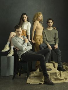 Hemlock Grove! I'm obsessed already!