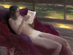"""American Legacy Fine Arts presents """"Tuesday Morning"""" a painting by Jeremy Lipking. Literary Elements, California Art, Tuesday Morning, Singer Sargent, Figure Painting, Figure Drawing, American Artists, Figurative Art, Contemporary Artists"""