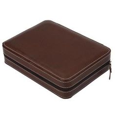 Leder Uhren Etui ( 8 Slots) – Omeo Store Wallet, Watches, Gift, Leather, Purses, Diy Wallet, Purse