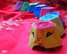 On Sunday afternoon, Josie and I spent some time transforming one her little houses into a Chinese New Year celebration for Kai-lan . Snake Crafts, Kai Lan, Year Of The Snake, Preschool Class, New Year Celebration, Class Projects, Chinese New Year, Crafts For Kids, Miniatures