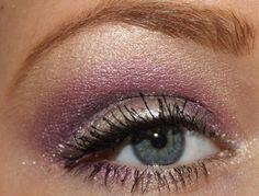 love purple, i do my eyes like this a lot