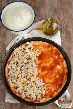 Ciasto na pizzę II
