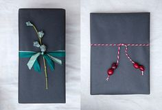 Gift Wrapping, Naturally in The BULLETIN at Terrain