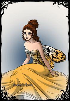 Azalea's Dolls | Belle Dark-Fairy-Azaleas-Dolls by InvisibleDorkette