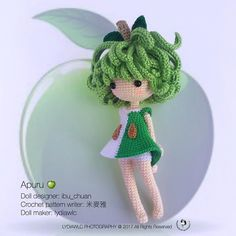 Mesmerizing Crochet an Amigurumi Rabbit Ideas. Lovely Crochet an Amigurumi Rabbit Ideas. Crochet Quilt, Crochet Doll Pattern, Knitting Patterns, Crochet Fairy, Cute Crochet, Crochet Gifts, Amigurumi Patterns, Amigurumi Doll, Softies