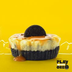 MINI CHEESECAKE ΜΕ OREO