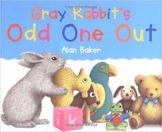 Gray Rabbit's Odd One Out: Alan Baker: 9780753452578: Amazon.com: Books