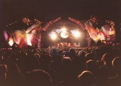 Grateful Dead at Soldier Field - 1991, 1992, 1993, 1994 and 1995