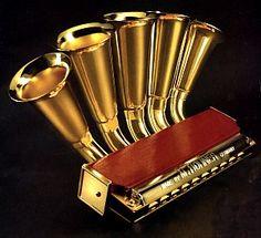 Harmonica Trompette