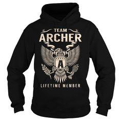 Team ARCHER Lifetime Member - Last Name, Surname T-Shirt