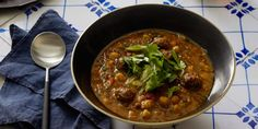 Daniel Boulud's Harira Soup - ELLEDecor.com