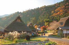 かやぶきの里 今日は、京都のかやぶきの里というところへ 行って来ました^^ ちょっと白川郷に似てるかな♪