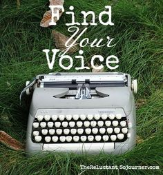 #31Days to Find Your Voice - Becoming a freer, better writer
