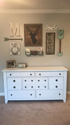 baby boy nursery room ideas 541839398911728906 - Deer Themed Nursery Source by taylerbasso Baby Bedroom, Baby Boy Rooms, Baby Room Decor, Baby Boy Nurseries, Nursery Room, Baby Boys, Nursery Ideas, Country Boy Nurseries, Room Ideas