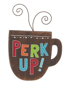 Wall Sign Decor Fascinating Ganz Take Life One Sip At A Time Coffee Cups Wall Sign  Zulily Inspiration