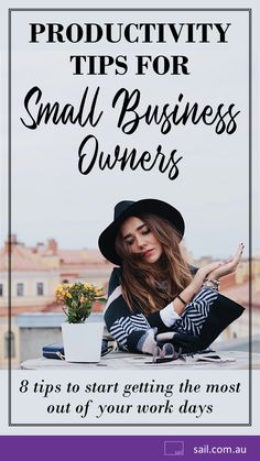 Productivity tips for small business owners, entrepreneurs and startups - beat the overwhelm and start getting the most out of your work day! Self Development, Personal Development, Feeling Overwhelmed, Wellness Tips, Best Self, Regrets, Self Improvement, Self Help, Self Care