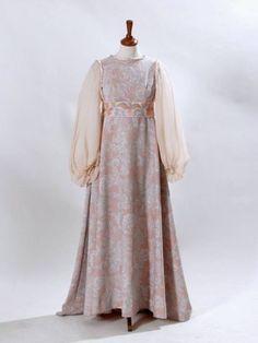 Three Nuts for Cinderella (1973) - Cinderella's ball gown and cloak (I have seen the original dress at Barrandov Studio exhibition - it's so tiny!)