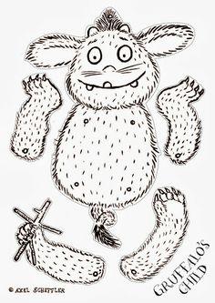 gruffalo baby trekpop