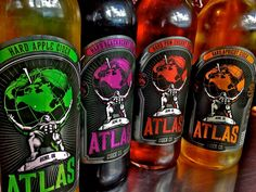 """ATLAS Cider is a local Bend Favorite...Check out their story and the inspiration behind this """"winery with a mohawk"""".  Don't miss their upcoming Anniversary Party featuring Bend's one and only carnival!  Full scoop below..."""