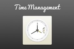 Time Management Ideas and Tools