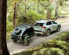 Explore the 2020 & Hybrid, Toyota's new sporty SUV, featuring an all-new exterior design, premium options and more. Discover the family today. Toyota Rav4 2019, 2019 Rav4, Adventure Car, Subaru Outback Offroad, Suzuki Vitara 4x4, Sporty Suv, Teardrop Camper Plans, Nissan Terrano, Toyota Canada