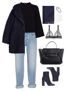 """Sans titre #987"" by romane-inspiration ❤ liked on Polyvore featuring MiH Jeans, Jaeger, Acne Studios, Zara, Zadig & Voltaire, Cartier and Forever 21"