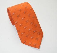 Campbell University Global Neckwear Silk Tie
