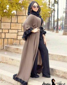 Großhandel Top Qualität Frauen Elegante Muslimischen Cardigan Abaya Arabischen Türkisch Bestickte Spitze Net Strickjacke Mantel Dubai Muslime Frauen