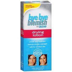 Bye Bye Blemish Drying Lotion Acne Treatment - 1 fl oz