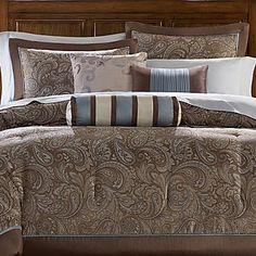 Whitman 7-Piece Comforter Bedding Set - jcpenney