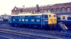 Google+ Electric Locomotive, Diesel Locomotive, Electric Train, British Rail, Sheffield, Germany, Around The Worlds, Journey, Classic