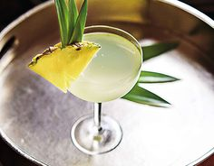 Your ultra-simple secret weapon for entertaining this summer should be Julie Reiner's vodka-infused pineapple cocktail.