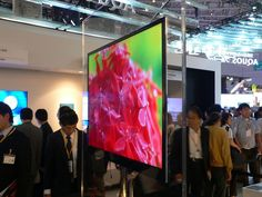 New LCD screens show image without power | Not content with cranking out mega-high-res mobile phone screens, Sharp has also chosen this week to unveil an entirely new kind of LCD panel that can show images even when the power is cut off. Buying advice from the leading technology site