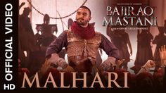 Malhari Official Video Song | Bajirao Mastani | Ranveer Singh