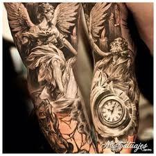 Resultado de imagen de tatuaje dios griego