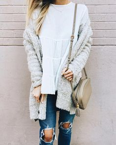 Winter Fashion: 45 Cute Winter Outfits to Copy Now ⋆ BrassLook Fashion Star, Womens Fashion, Fall Winter Outfits, Autumn Winter Fashion, Winter Style, Spring Outfits, Spring Fashion, Casual Chique, Casual Outfits