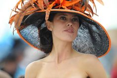 kentucky derby hats 2011 | Spectatur shows of her 2011 Kentucky Derby Hat May7, 2011