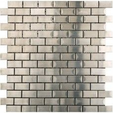 Brick Stainless Steel 30x30