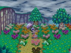 Animal Crossing a WII game