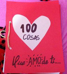 Ideas para aniversarios, san Valentín