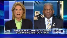 "VIDEO Allen West ""Obama's ""JV"" jihadists statement is a dismissal because they don't want to contend with this enemy"