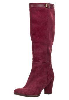 Taupage  Klassieke laarzen - Rood  € 94,95