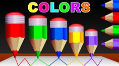 Colors for Children and Kids|Learn Nursery Basic Color Names with Pencil...  #Kids #Babies, #Surprise Eggs,#Surprise,#Toys,#Toy, #buddies #Lollipops,#Kids Colors,#Children Colors,#Baby Colors,#Toddlers Colors,#Kindergarten, #Nursery Rhymes #cartoon #animated rhymes for kids, #Top Nursery Rhymes forChildren, #Finger Family Rhymes, #Songs for Kids #Learning Videos and Kids Songs.#Ice Cream, #Lollipop, #Finger Family #Animals, #Vegetables, #Candy, #Cartoons for Kids, #Toddlers