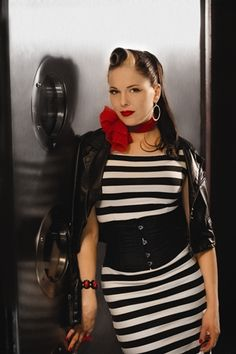 The Beautiful Imelda May! A stunning, talented Dublin girl. #ImeldaMay