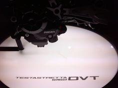 Nuovo motore Ducati Motor Bike Expo Verona