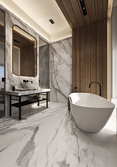 Bathroom decor for the master bathroom renovation. Discover master bathroom organization, bathroom decor ideas, master bathroom tile a few ideas, master bathroom paint colors, and much more. Modern Luxury Bathroom, Bathroom Design Luxury, Minimalist Bathroom, Modern Bathrooms, Luxurious Bathrooms, Modern Condo, Contemporary Bedroom, Steam Showers Bathroom, Small Bathroom