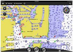De la météo sur la nouvelle version de l'application BlueChart Mobile de Garmin
