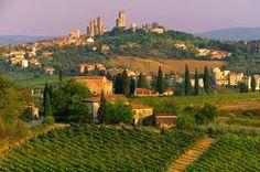 Tuscany,Italy.  A true heaven on Earth.