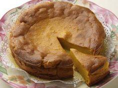 渡辺 イク子さんの「かぼちゃケーキ」のレシピページです。【元気な食をいただきます。in 仙台】