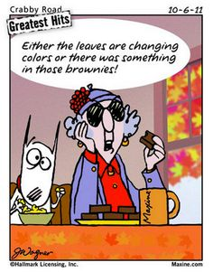 Image detail for -Chuck's Fun Page 2: Maxine cartoons